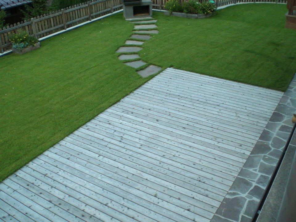 pavimento tavole di abete grezzo