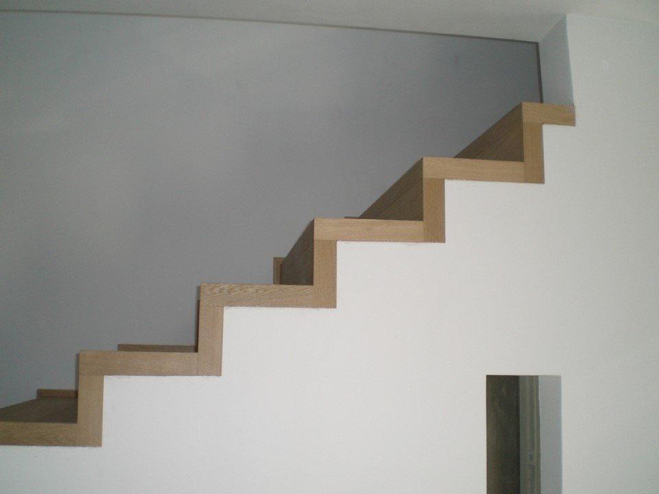 scala da interni in muratura