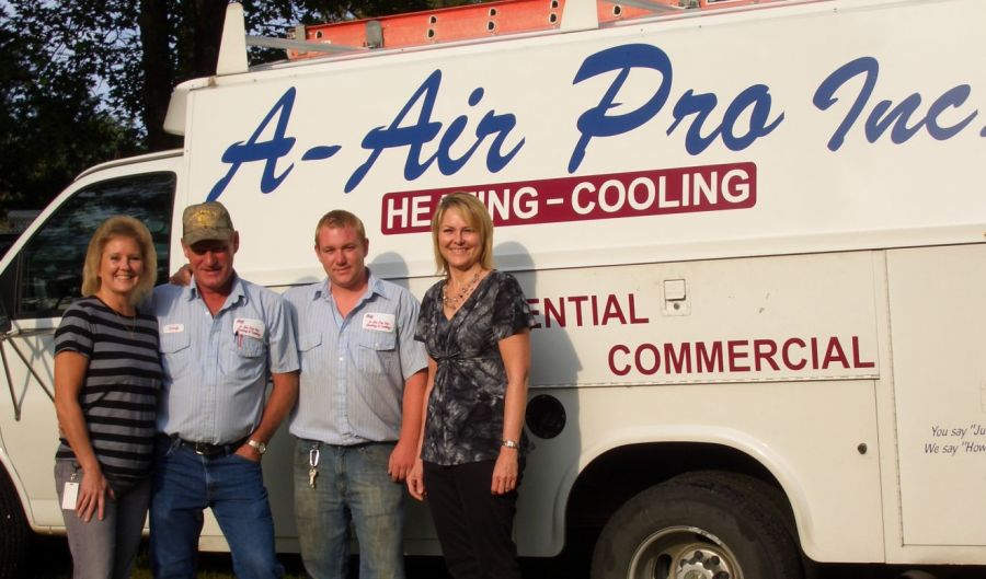 Air Conditioning Contractors Wentzville Mo A Air Pro Heating