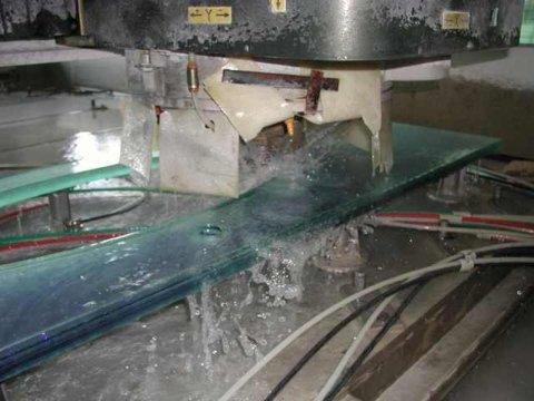 incisione e sabbiatura vetro