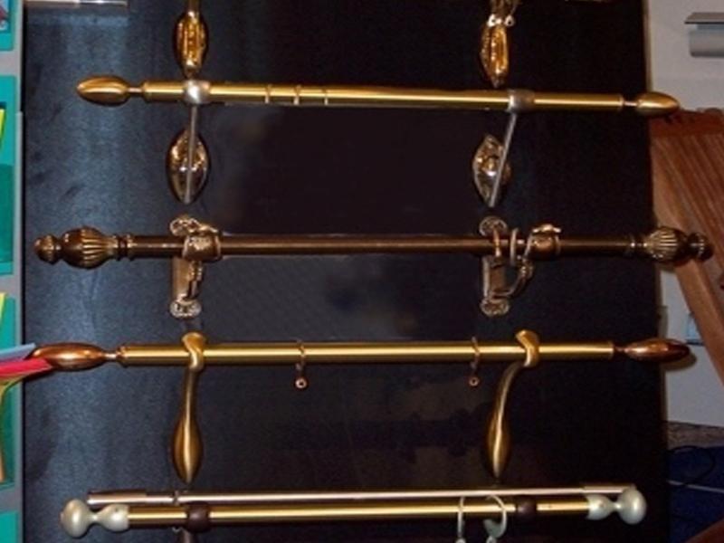 bastoni tende in ferro