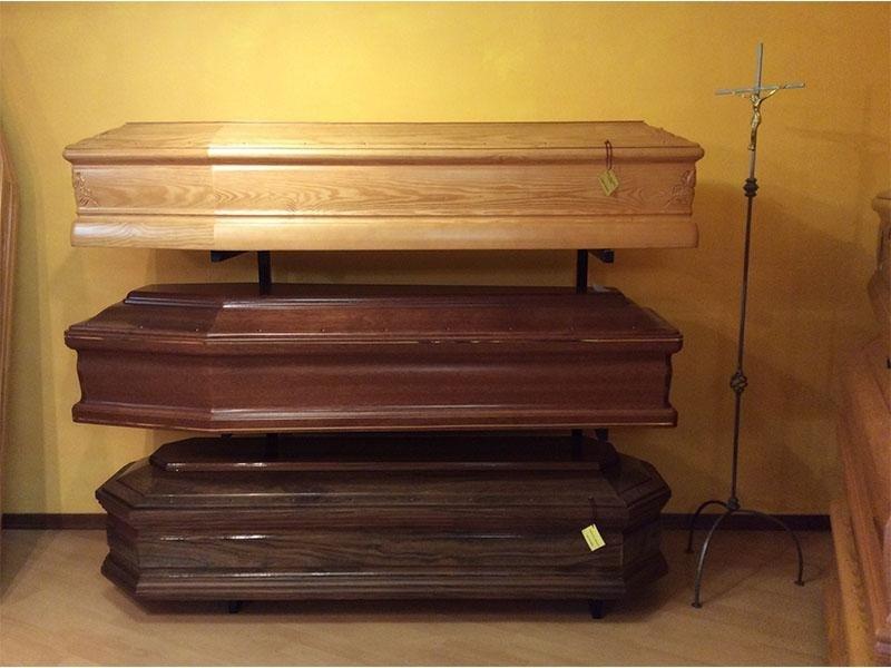 Maccano e Terrone - Cofani in legno pregiato