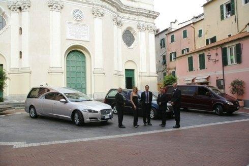 funerali in imperia
