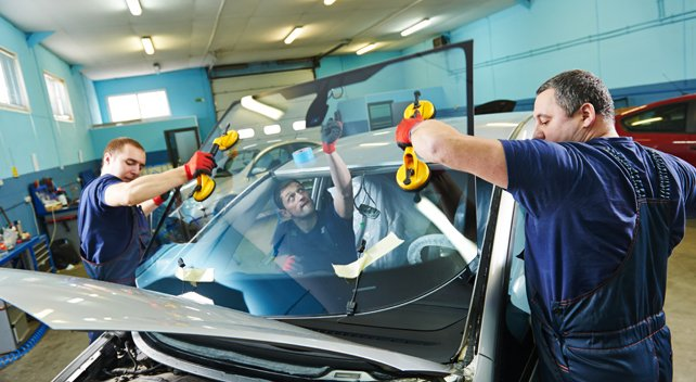 Autoglass specialists in Christchurch and Canterbury