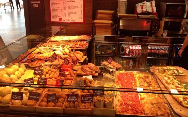 crocchette pizzeria