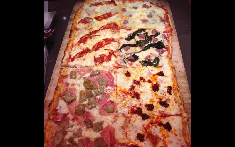 tranci pizza