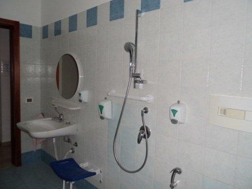 Bagni accessoriati e puliti