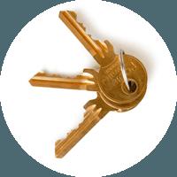 Keys round