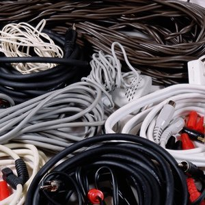 Pile of wires