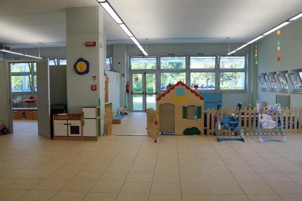 sala asilo nido