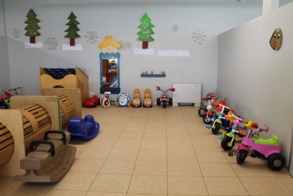 giocattoli asilo