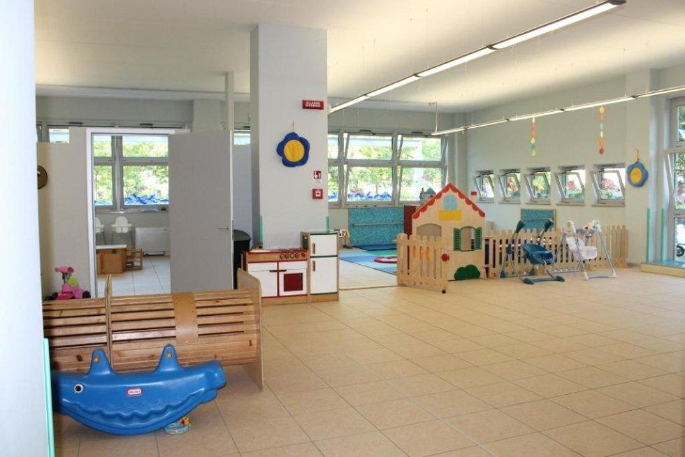 sala giochi asilo