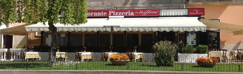Ristorante Pizzeria Civitavecchia Da Baffone
