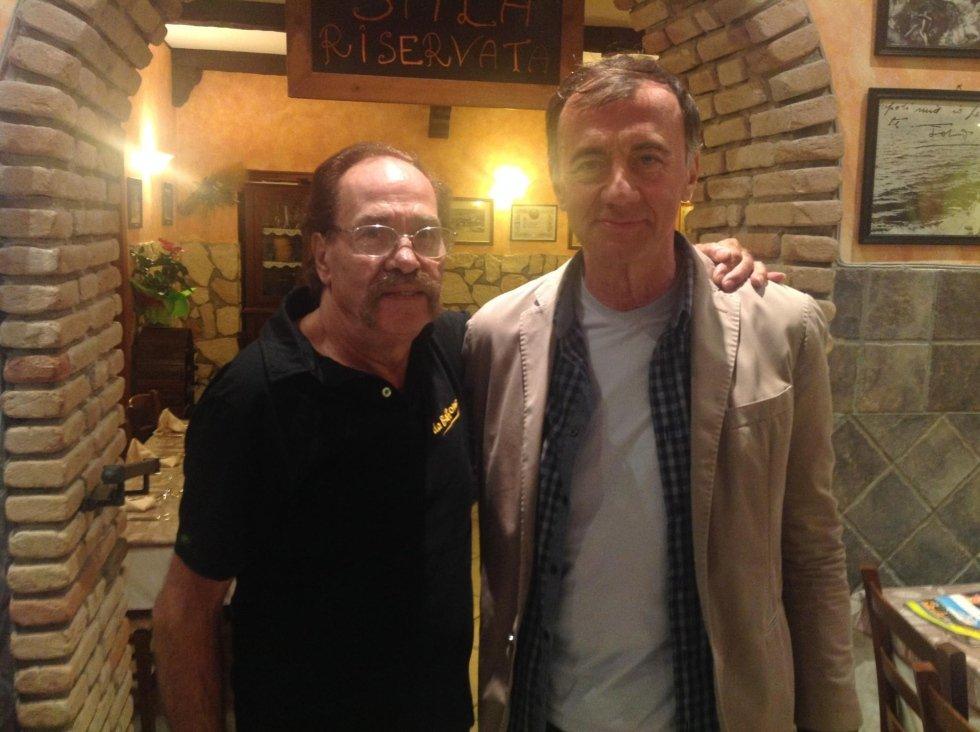 Michele Cucuzza Ristorante da Baffone Civitavecchia