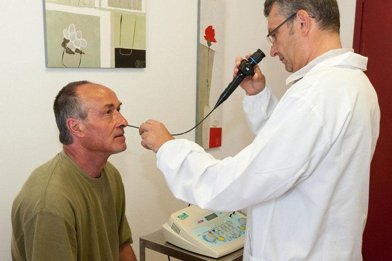 Otorinolaringoiatria La Spezia