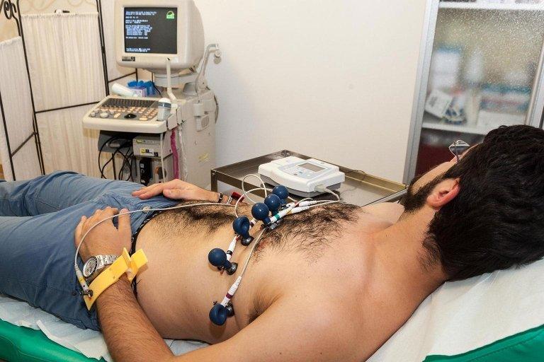 Elettrocardiogramma La Spezia