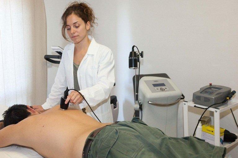 Fisioterapia Ultrasuoni La Spezia