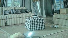 divano in stoffa, poltrona in stoffa