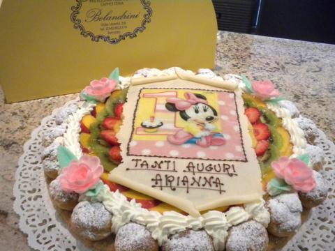 torta bambina