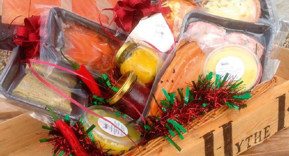 fish gift hampers