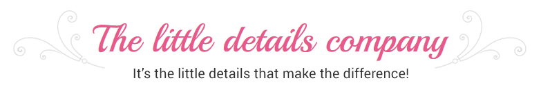 The Little Details Company Logo
