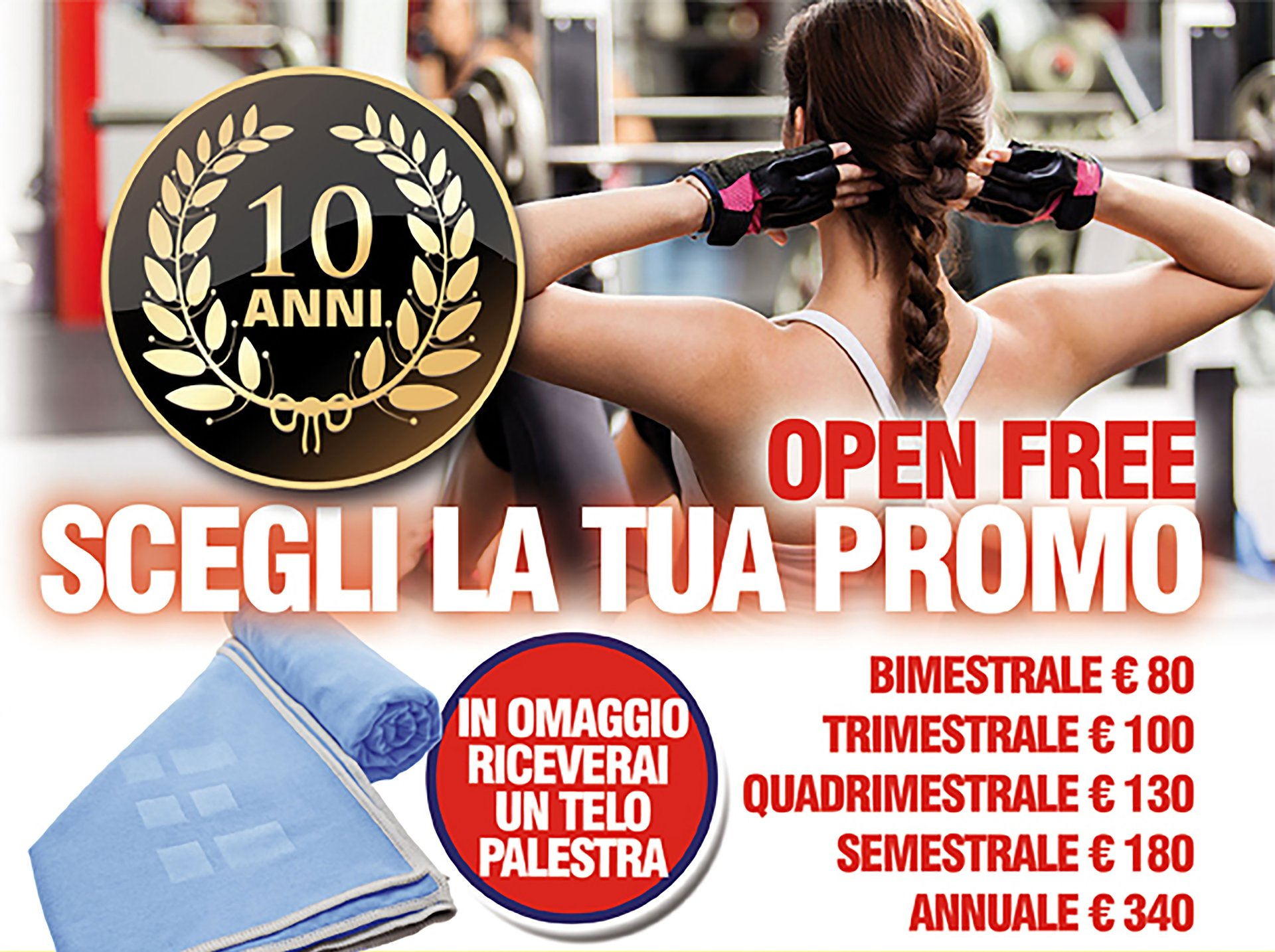 Palestra fitness club