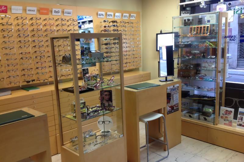 vendita occhiali ottica franco a verona