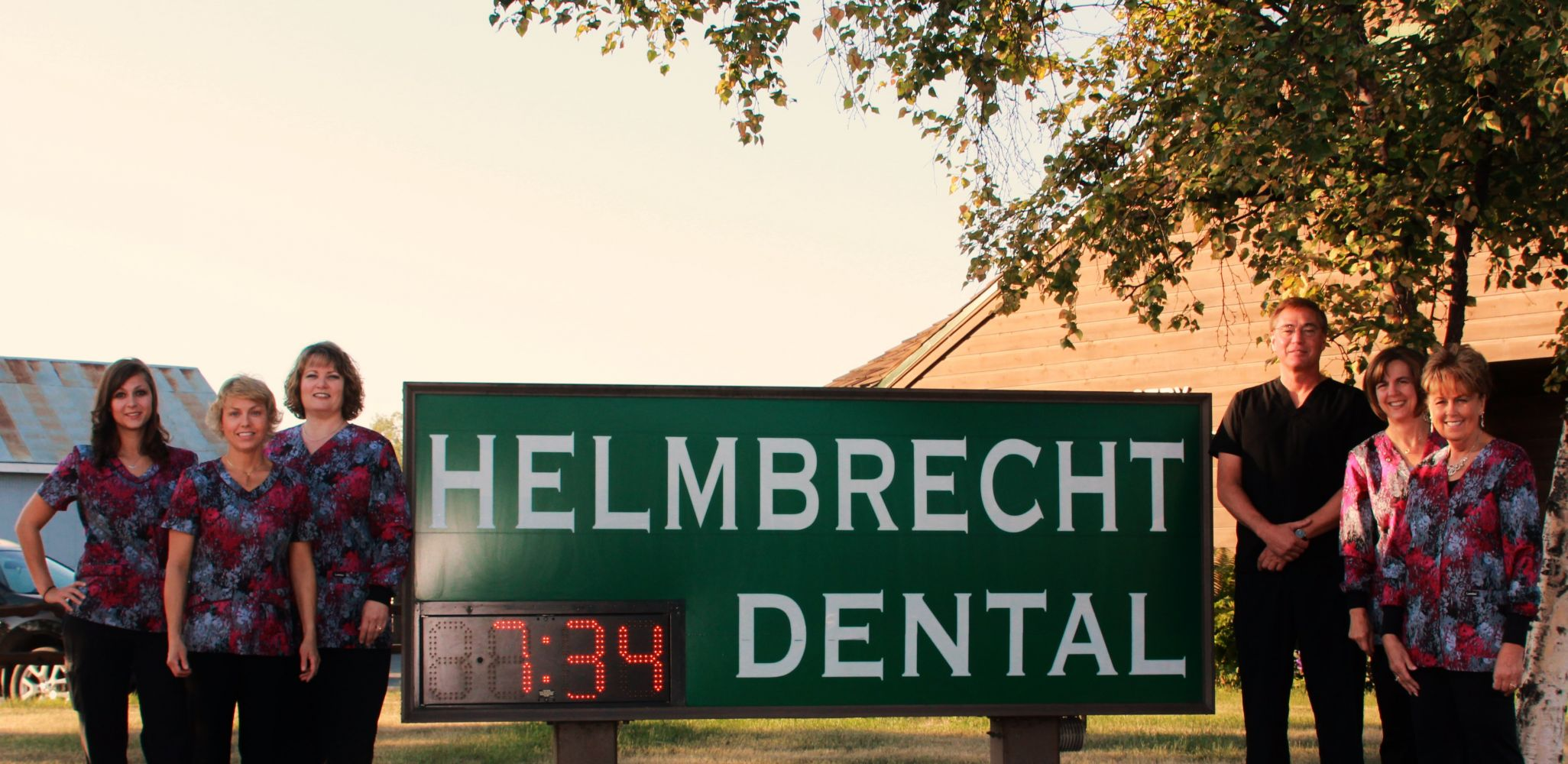 Helmbrecht Dental  in Fairbanks, AK.