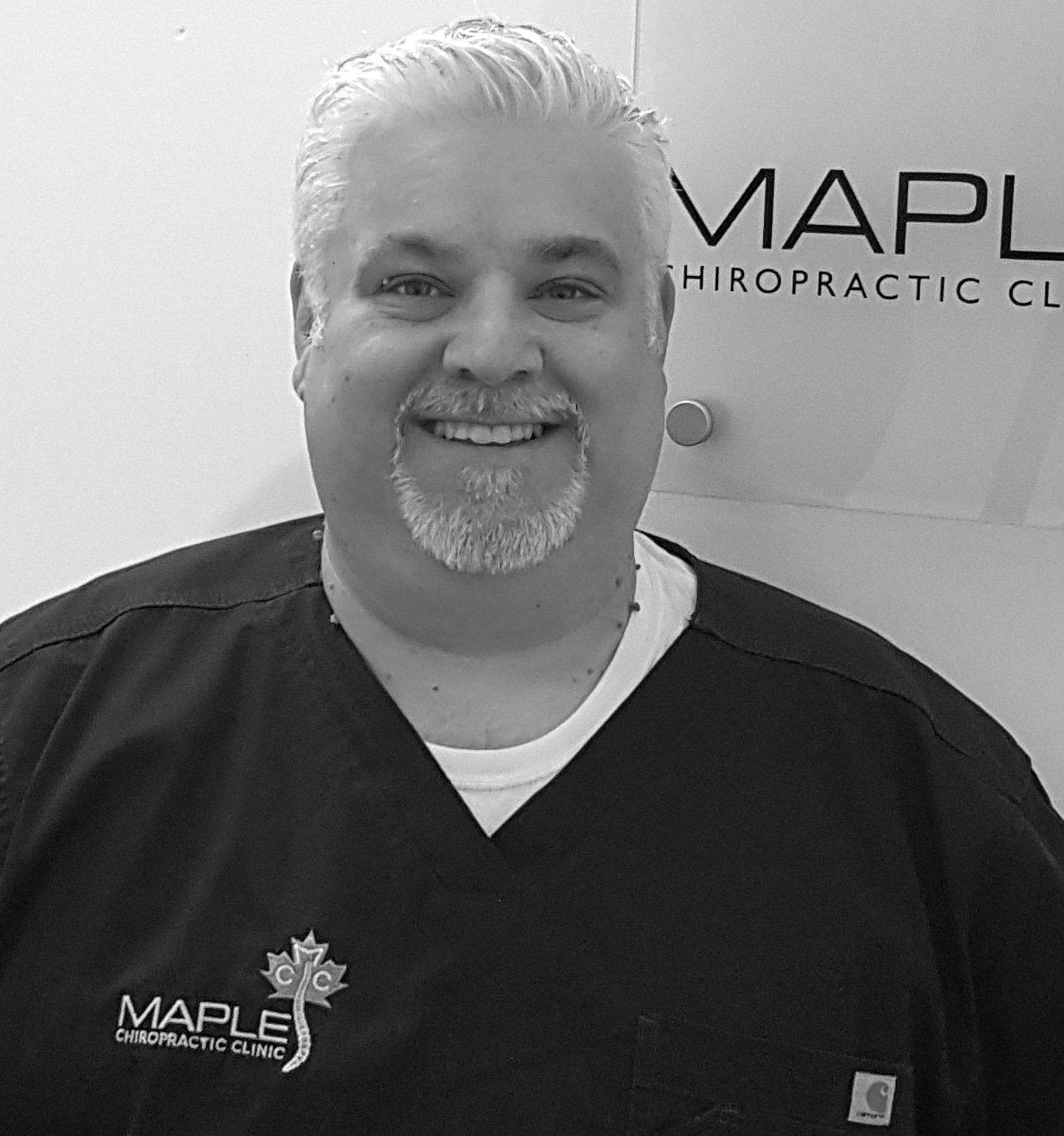 Ken, Maple Chiropractic Clinic, Stevenage