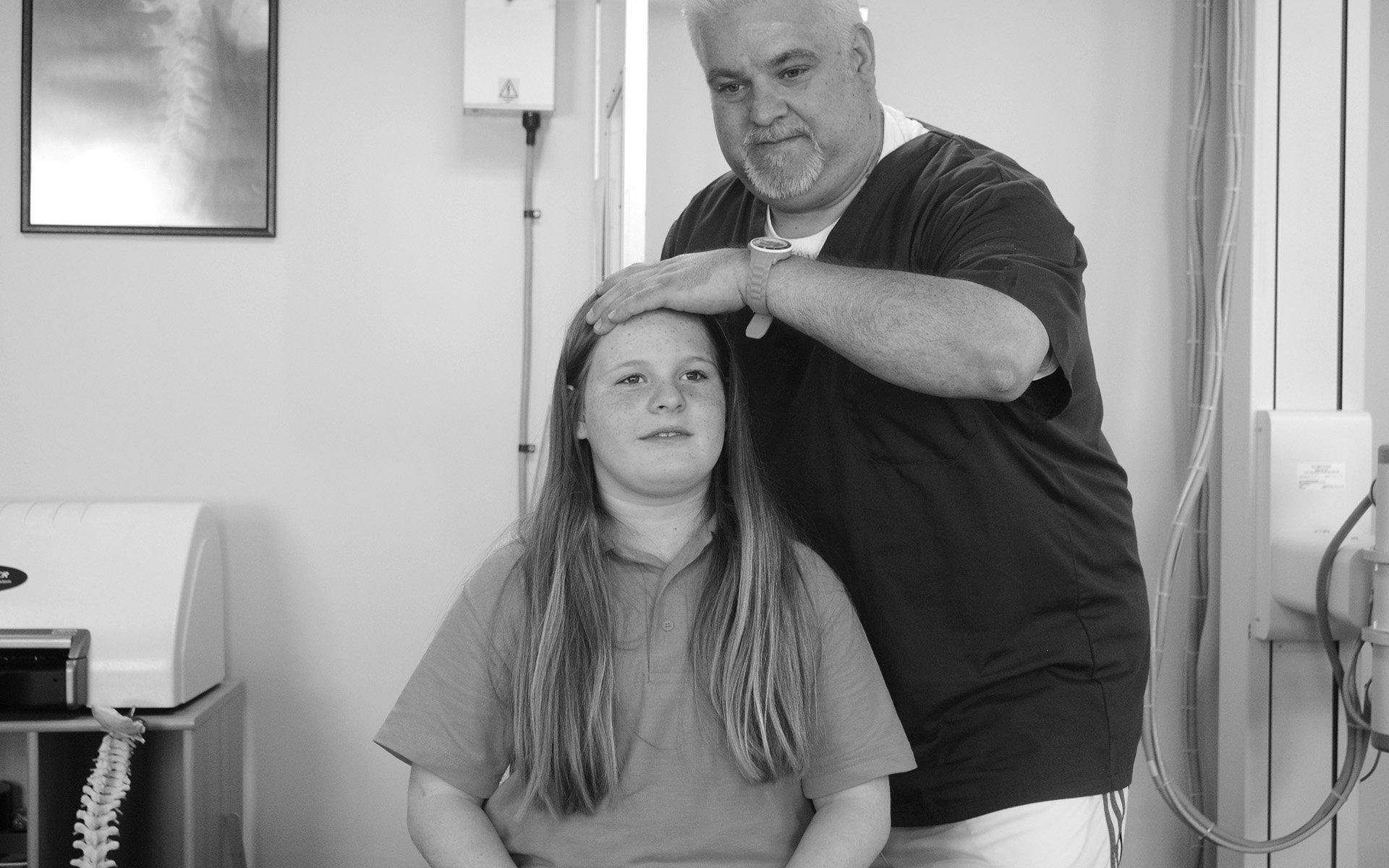 Chiropractor, Maple Chiropractic Clinic, Stevenage