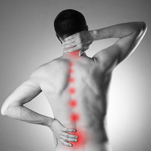 Upper & Lower Back Pain