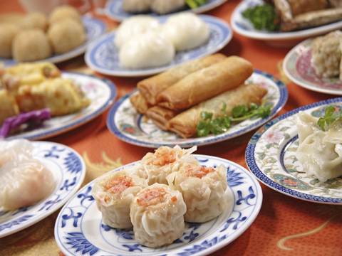 Piatti della cucina asiatica al Mi Yama di Casalecchio Di Reno (Bo)