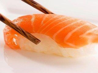 Boccone di Sushi al Mi Yama Ristorante di Casalecchio Di Reno (Bo)