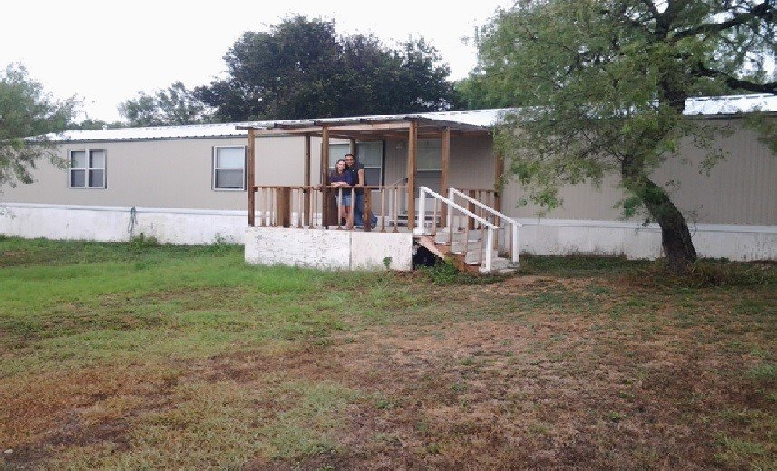 Ernest and his wife decided to purchase a new singlewide mobile home. The decision to purchase a manufactured home gave them freedom to adapt to obstacles life threw their way.
