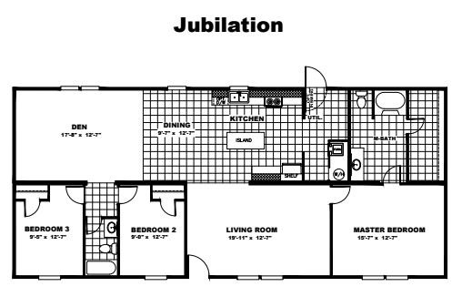 Tru Homes Jubilation Floor Plan