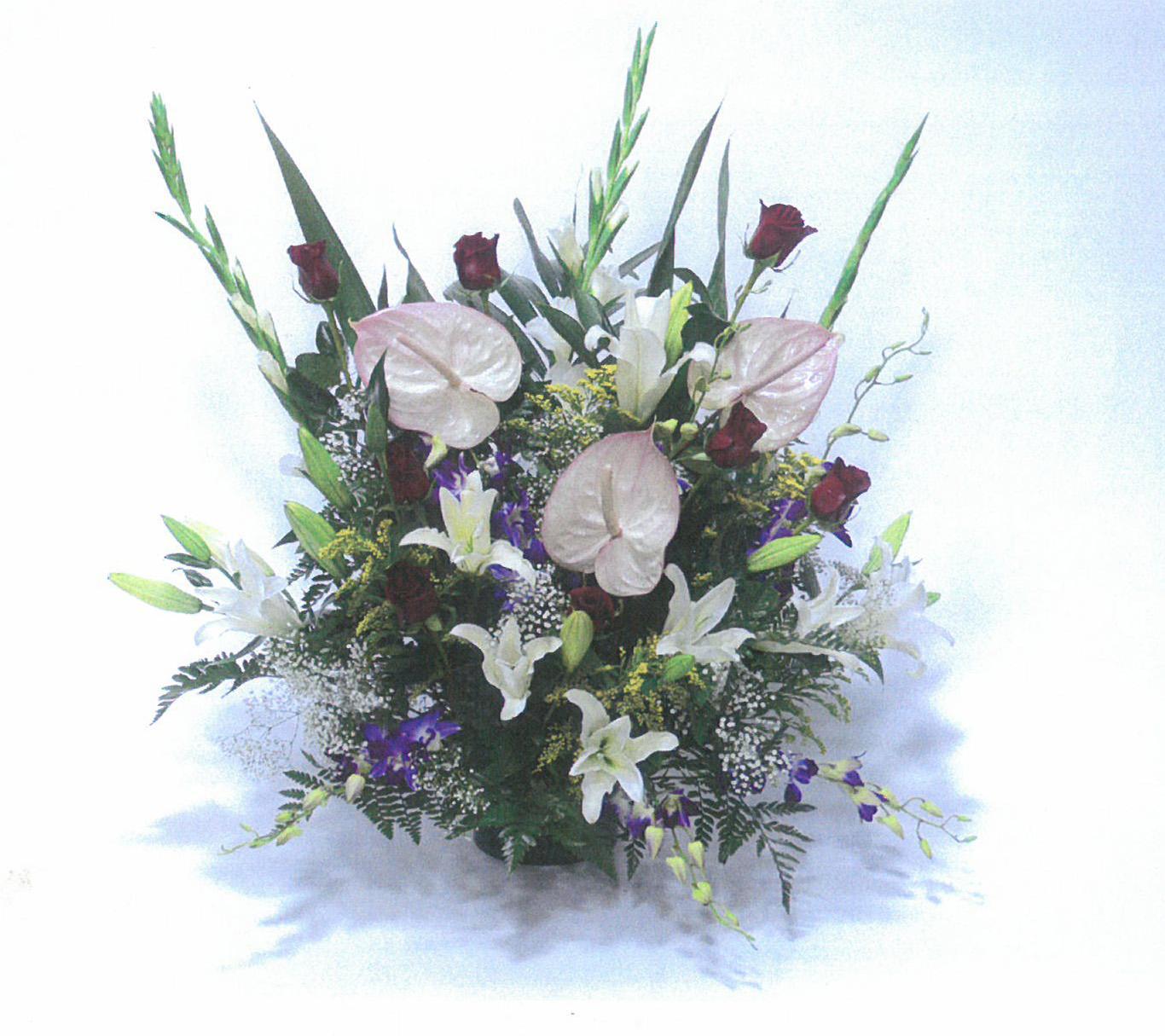 Populaire Composizioni floreali funebri - Vallerano - Il Cero SH37