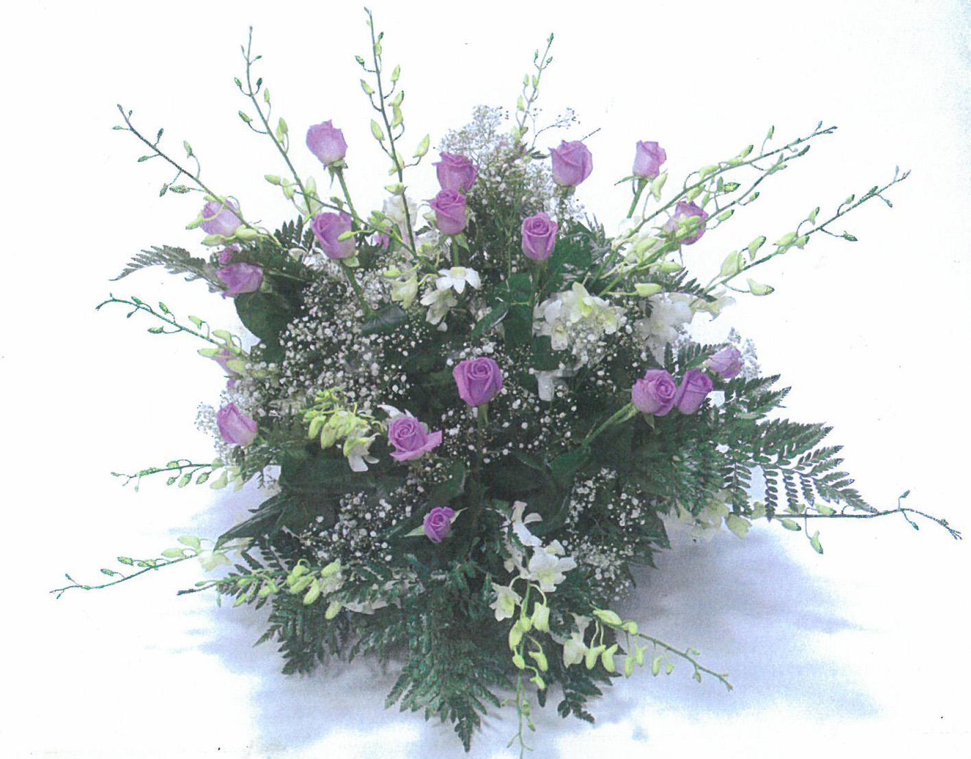 Favorito Composizioni floreali funebri - Vallerano - Il Cero XH29