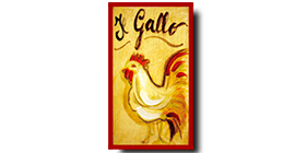 Ristorante pizzeria il gallo logo