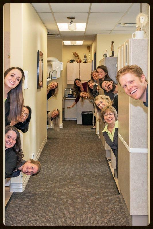 Libby Group's team