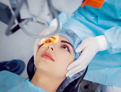 esame della cornea