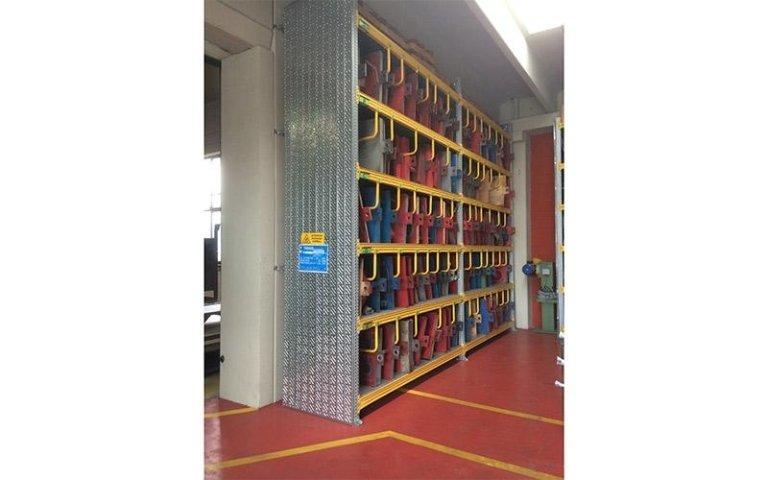 portapallet statico impianto super