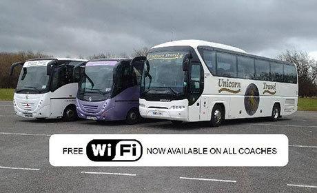 Reliable minibus hire