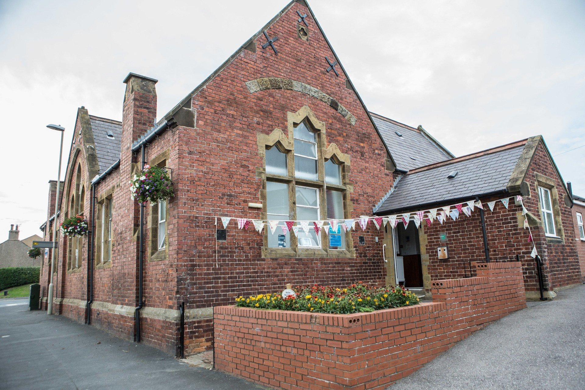 local hall wedding venue