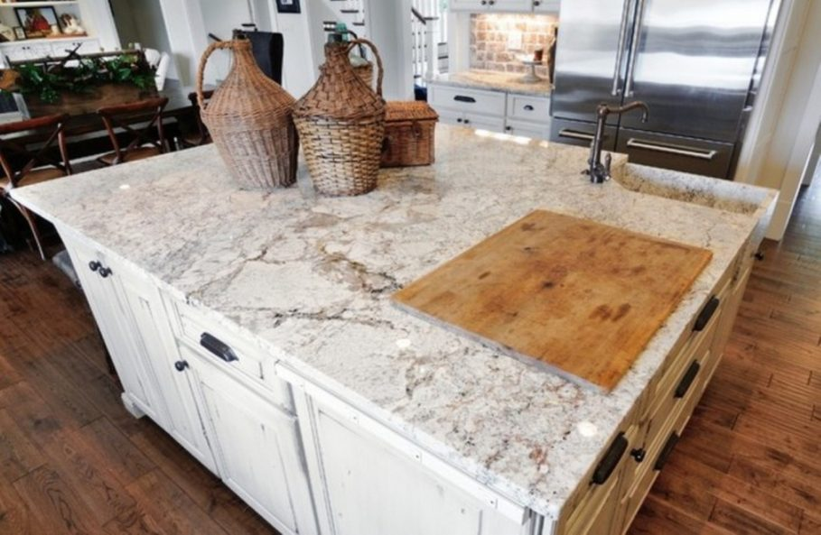 Can I Cut On My Granite Countertops
