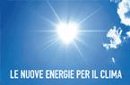 Nuove energie per il clima