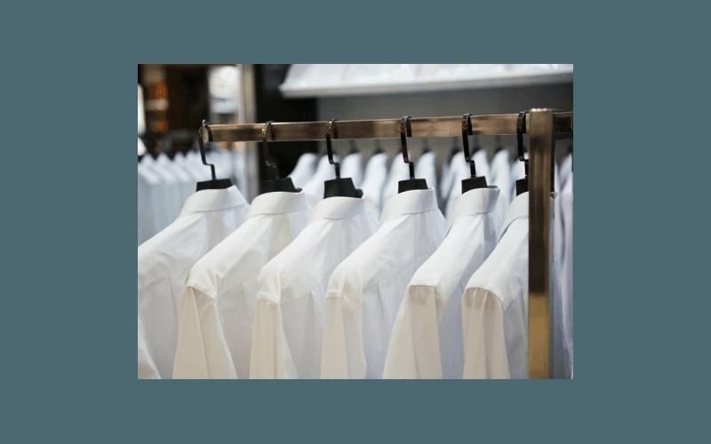 camicie con colletti indeformabili
