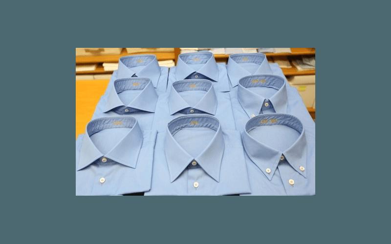 camicie classiche bergamo