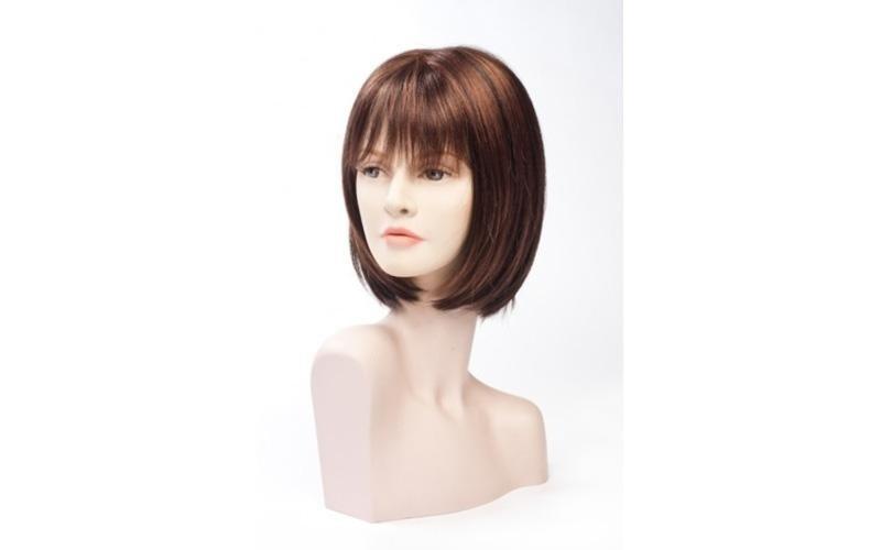 Parrucche capelli castani
