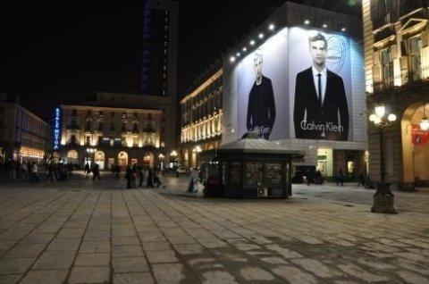 Calvin Klein Piazza Castello