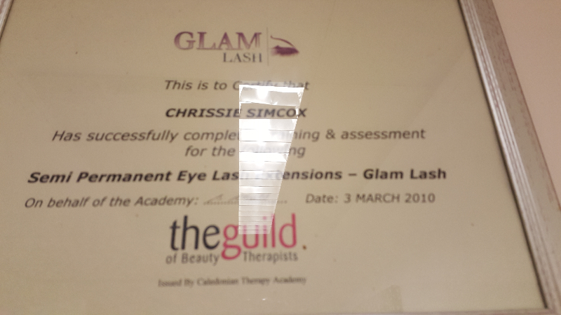 The Guild Certificate